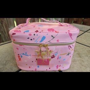 Jeffree Star Pink JawBreaker Makeup Bag